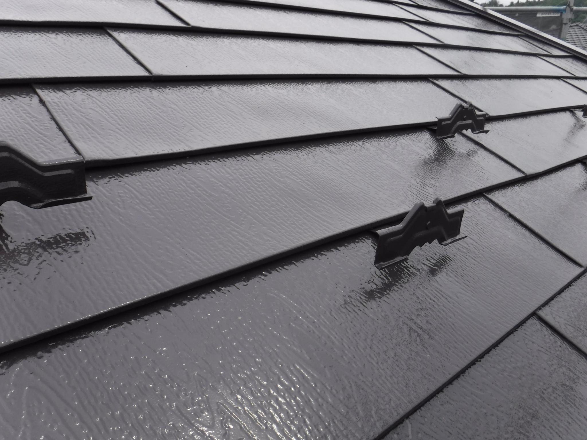 屋根塗装で大満足して頂きました!(那須塩原市、大田原市、矢板市、那須町、塩谷町、日光市)