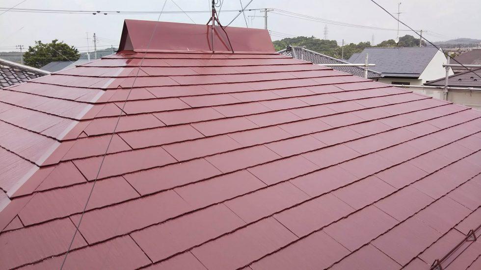 Y様邸屋根塗装工事