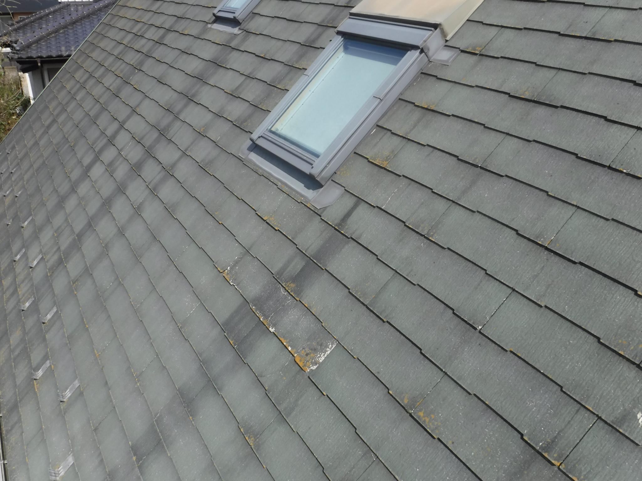 N様邸屋根塗装工事